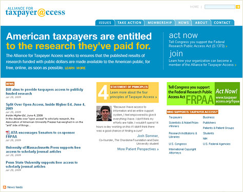 Alliance for Taxpayer Access