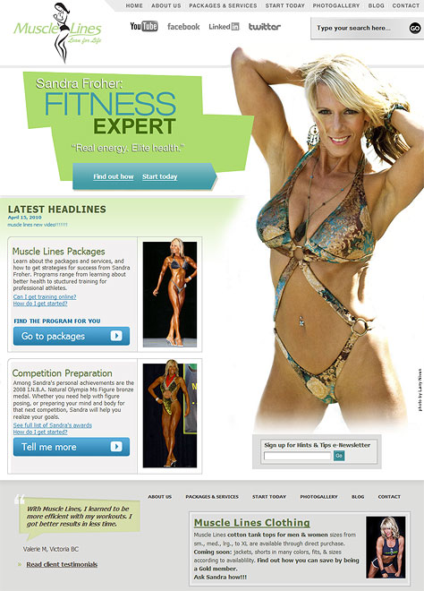 Muscle Lines Fitness Experts