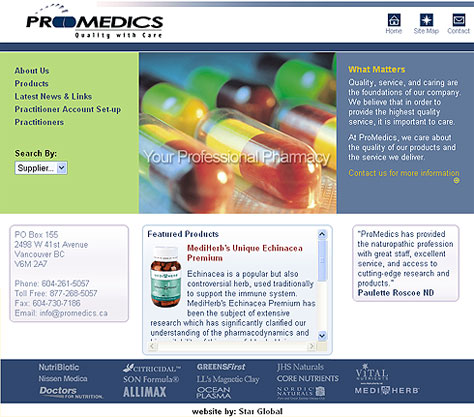 Promedics Nutraceuticals Ltd.